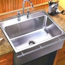 over mount sink culinary gourmet stainless steel kitchen sinks sink kitchen mount sink under granite countertop