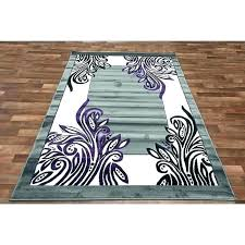 plum colored rugs plum colored rugs round purple area rug incredible with white and black regarding