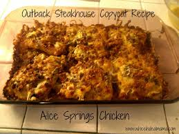 outback steakhouse copycat recipe alice springs en