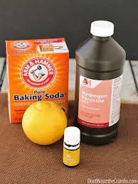 this homemade bleach alternative recipe is super simple and all natural no need to keep