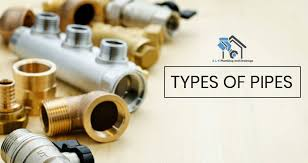 Types Of Pipes Types Of Pipes For Plumbing And Water Supply Alk Plumbers