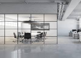 office partitions längleglas