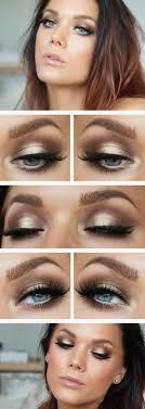 10 bronze makeup tutorials for s