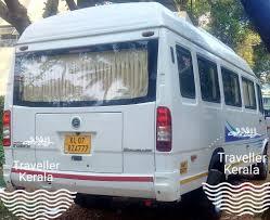 traveller kerala panilly nagar tempo travellers on hire in ernakulam justdial
