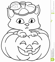 Cute Halloween Coloring Pages For Kids Coloring Halloween Coloring Book Printable Picture