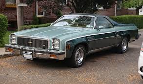 File:1977 Chevrolet El Camino Classic (14451991199).jpg ...