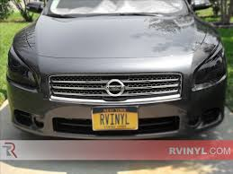 Rtint® Nissan Maxima 2009-2014 Headlight Tint   Film