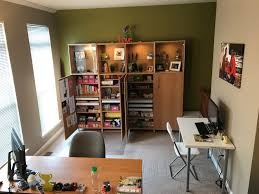 office space in living room. Shared Home Office Space In Living Room E