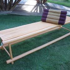 furniture long bamboo chair bamboo furniture
