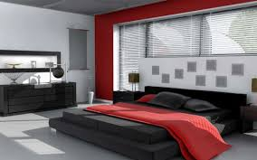 Color Scheme For Bedroom Gray Black Red Bedroom Color Scheme Home