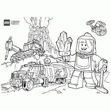 25 Nieuw Lego City Lava Kleurplaat Mandala Kleurplaat Voor Kinderen