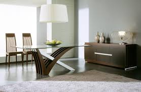 Modern Dining Room Sets With Buffet
