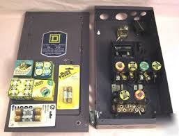 d 100 amp fuse box breaker misc boxed fuses square d 100 amp fuse box breaker misc boxed fuses