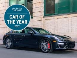 Porsche Panamera Is Business Insider 2017 Car Of The Year