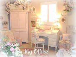 romantic decor home office. shabby sheek office perfect chic home i now have my desk the over mantle space pinterest mantelpiece and desks romantic decor