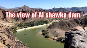 The view of Al shawka dam Sharjah UAE /tourist attractions of UAE/Malayalam  vlog #12 - YouTube