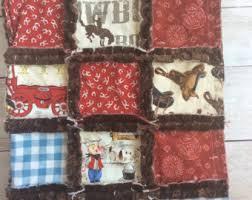 Cowboy baby quilt | Etsy & Cowboy Quilt - Little Buckaroo Quilt - Cowboy Baby Bedding - Western Quilt  - Western Baby Adamdwight.com