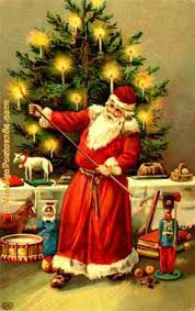 Santa Claus and the Origin of the Christmas Tree: Pole-Spirits ...
