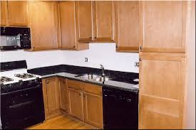 maple kitchen cabinets with black appliances. Simple Maple Kitchen Cabinets With Black Appliances 1 Boston A