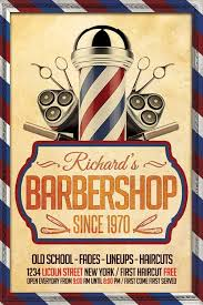 barber flyer barber flyer templates free download barber shop flyer template shop