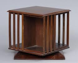edwardian revolving desk book stand circa 1900