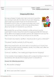 Shopping with Mum - Reading Comprehension | Texts | Pinterest ...