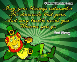 Irish Good Morning Quotes Best Of St Patrick's Day Quotes