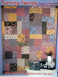 Additional Images of Turning Twenty Gimme 5 and Make it Scrappy by ... & Turning Twenty... Again By Tricia Cribbs Quilt Pattern Booklet 2005 Adamdwight.com