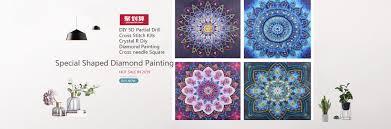 diamant painting accessoires cartoon 5d diamond kids superman full resin rhinestones embroidery mosaic