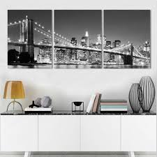 cozy furniture brooklyn. Interesting Furniture Cozy Furniture Brooklyn Amazoncom Hcozy 3 Piece Modern Wall Painting Throughout Cozy Furniture Brooklyn E