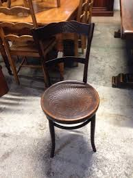 antique bentwood chairs