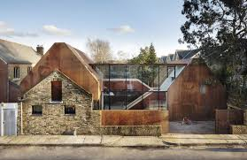 Grand Designs Kew House Kew House Architecture Grand Designs Houses Steel House