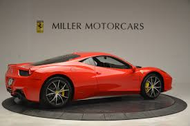 Research the 2014 ferrari 458 spider at cars.com and find specs, pricing, mpg, safety data, photos, videos, reviews and local inventory. Pre Owned 2014 Ferrari 458 Italia For Sale Special Pricing Maserati Of Westport Stock 4774