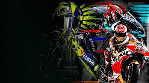 The eponymous motogp, moto2, moto3 and motoe. Motogp 20