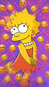 Lisa Simpson Aesthetic Wallpaper Laptop ...