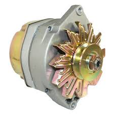marine alternator inboard engines components new 105 amp delco marine alternator mercruiser 1 wire 56045 59755 69729 7152 105