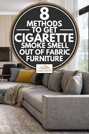 8 methods to get cigarette smoke smell