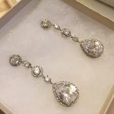 58% off jewelry tejani bridal formal wedding earrings!! from Wedding Jewelry Tejani jewelry tejani bridal formal wedding earrings! weddingbee jewelry tejani