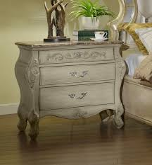 antique white nightstand. Antique White Nightstand