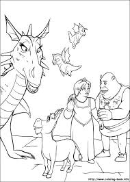 Small Picture shrek coloring pages Shrek Coloring Pages Coloring Pages