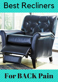 top 5 best recliners for back pain deciding
