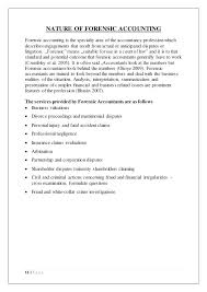 Accounting Job Descriptions Forensics Accounting Job Description ...