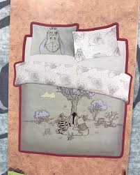 the adorable bedding range features favourite characters such as eeyore pooh and tigger