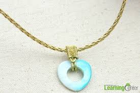follow our steps and you can change an ordinary bead into a great pendant
