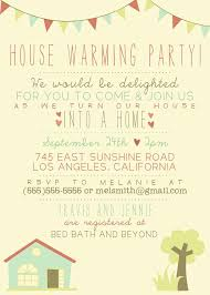 The Housewarming Party Invitation Wording Free How To Make