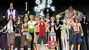 Get One Piece Epic Wallpaper PNG ...