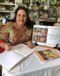 The Commissary - Children's author Dori Bush of Clinton is ...