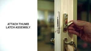 door stopper security bar door security bar door security bar sliding glass door lock wont latch