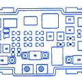 honda cr v 2003 main fuse box block circuit breaker diagram honda cr v 2007 front fuse box block circuit breaker diagram