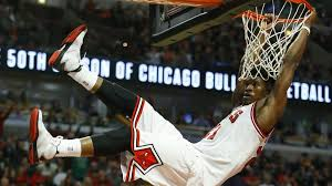 jimmy butler dunk. Beautiful Dunk Chicago Bulls Guard Jimmy Butler Hangs On The Rim After A Dunk During His  Teamu0027s NBA Throughout Dunk 0